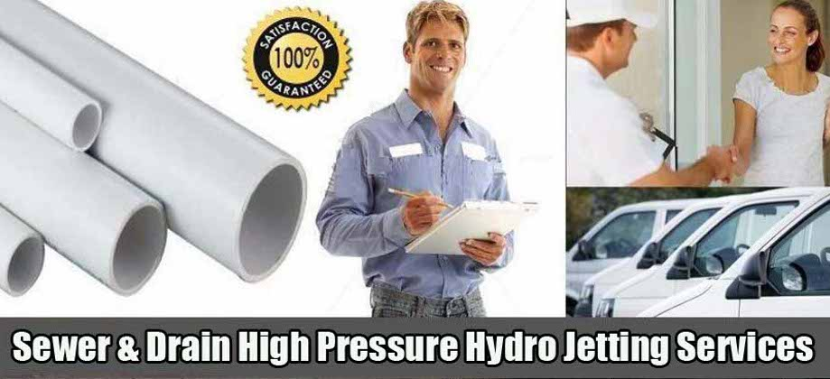 The Trenchless Team Hydro Jetting